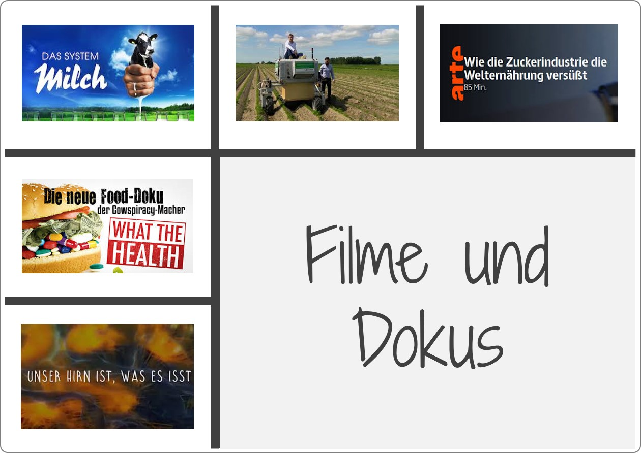 Dokumentationen, Filme und Podcasts